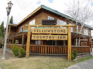 obrázek - Yellowstone Country Inn