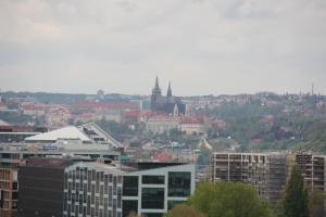 Best Residence Expo, Appartamenti  Praga - big - 35