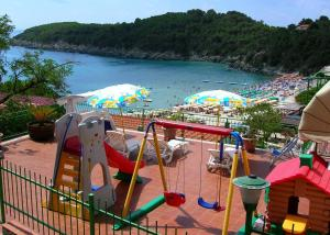 Hotel Alma, Hotely  Campo nell'Elba - big - 33