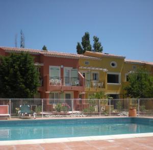 Hotel & Appart Court'inn Aqua, Aparthotels  Avignon - big - 41