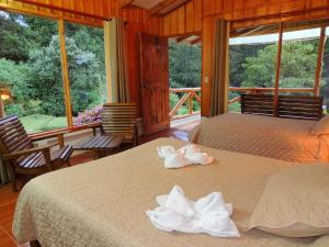 Hotel de Montaña Suria, San Gerardo de Dota