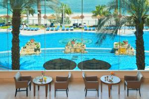 Leonardo Plaza Hotel Dead Sea, Отели  Неве-Зоар - big - 54