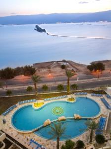 Leonardo Plaza Hotel Dead Sea, Отели  Неве-Зоар - big - 23