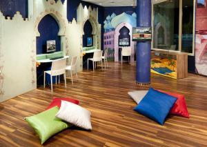 Leonardo Plaza Hotel Dead Sea, Отели  Неве-Зоар - big - 10