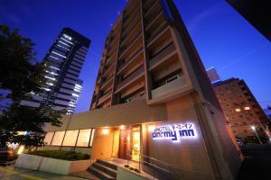 Dormy Inn Sendai Station Natural Hot Springs - Hotel - Sendai