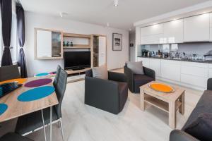 Apartamenty Apartinfo Sadowa, Apartments  Gdańsk - big - 10