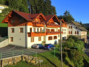 3 hvězdičkový penzion Frühstückspension Götzfried-Hof Millstatt Rakousko