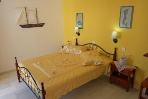 Studios Zafiri, Aparthotels  Naxos Chora - big - 21