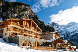 Location gîte, chambres d'hotes Lagrange Vacances Les Hauts de la Vanoise dans le département Savoie 73