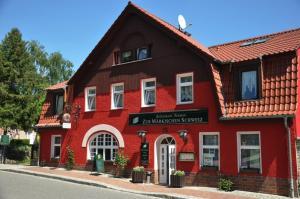 Hotel & Restaurant Märkische Schweiz - Letschin