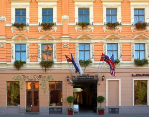 Hotel Garden Palace - Riga