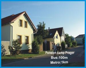 Гостевой дом Camp Prager, Прага