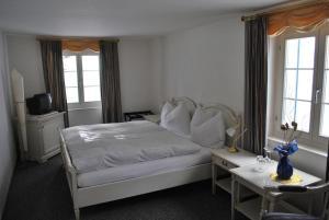 Hotel Rhonequelle, Отели  Обервальд - big - 9