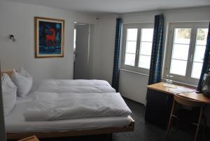 Hotel Rhonequelle, Отели  Обервальд - big - 10