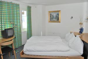 Hotel Rhonequelle, Отели  Обервальд - big - 13
