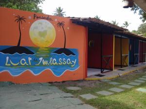 Гостевой дом Pousada Luar de Imbassay, Имбассаи