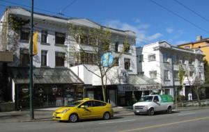 Barclay Hotel - Vancouver