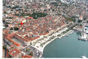 Apartment Citadela, Apartmány  Split - big - 20