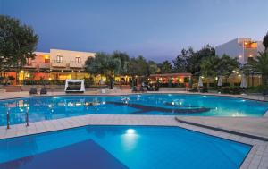 Sirios Village Hotel & Bungalows - All Inclusive, Szállodák  Káto Daráco - big - 28