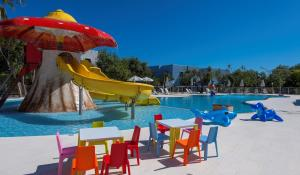 Sirios Village Hotel & Bungalows - All Inclusive, Szállodák  Káto Daráco - big - 63