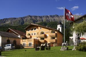 Hotel Landgasthof Staila - Fuldera