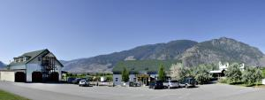 Crowsnest Vineyards Guest House - Osoyoos