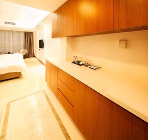 WAIFIDEN service Apartment Min Jian Fianance Branch, Appartamenti  Canton - big - 22