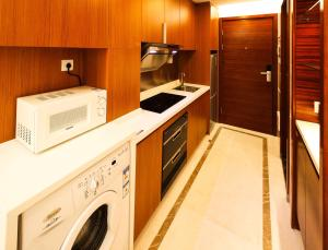 WAIFIDEN service Apartment Min Jian Fianance Branch, Appartamenti  Canton - big - 36