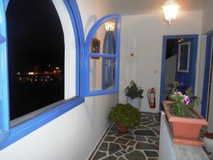 Pension Barbara Amorgos Greece
