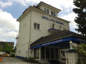 Hotel Vila Bojana