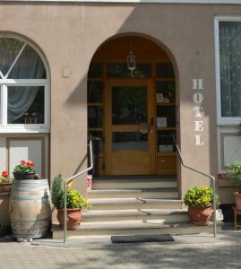 Hotel Christin, Отели  Ора - big - 16