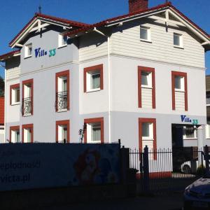 Villa 33 Blisko Plaży