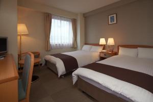 Toyooka Sky Hotel, Hotely  Toyooka - big - 24