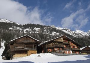Hotel Haus Michaela, Hotels  Sappada - big - 7