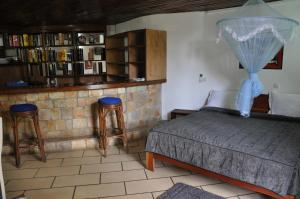 Hotel Napoleon Lagune, Hotels  Lomé - big - 41