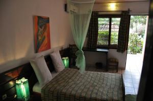 Hotel Napoleon Lagune, Hotels  Lomé - big - 24