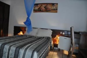 Hotel Napoleon Lagune, Hotels  Lomé - big - 23