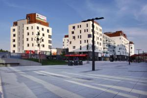 Apartmány Rezidence Nová Karolina, Ferienwohnungen  Ostrava - big - 1