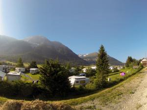 Camping Madulain - Hotel - St. Moritz
