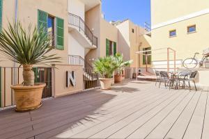 Can Blau Homes Turismo de Interior, Ferienwohnungen  Palma de Mallorca - big - 88