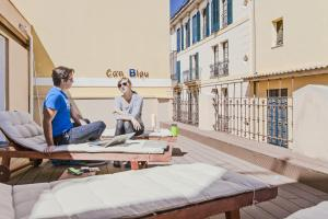 Can Blau Homes Turismo de Interior, Ferienwohnungen  Palma de Mallorca - big - 87