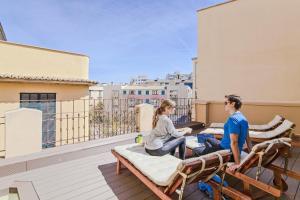 Can Blau Homes Turismo de Interior, Ferienwohnungen  Palma de Mallorca - big - 83