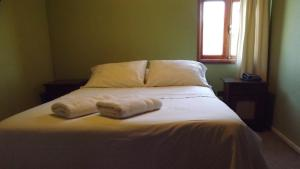 Double Room - one bed Hotel Kolping Valdivia