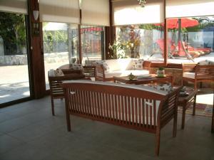 Mandalinci Boutique Hotel, Hotel  Turgutreis - big - 34