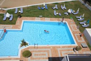 Silver Sun Studios & Apartments, Aparthotely  Malia - big - 33