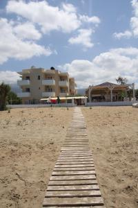 Silver Sun Studios & Apartments, Aparthotely  Malia - big - 36