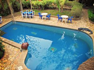 Hotel Napoleon Lagune, Hotels  Lomé - big - 117