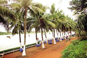 Hotel Napoleon Lagune, Hotely  Lomé - big - 96