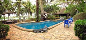 Hotel Napoleon Lagune, Hotely  Lomé - big - 61