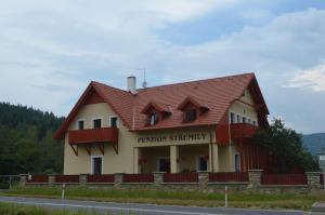 Albergues - Penzion Střemily